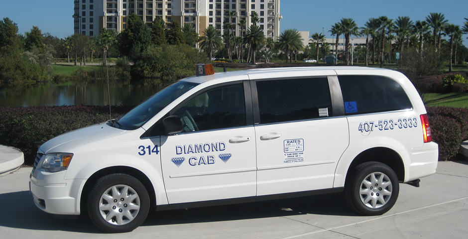 diamond cab